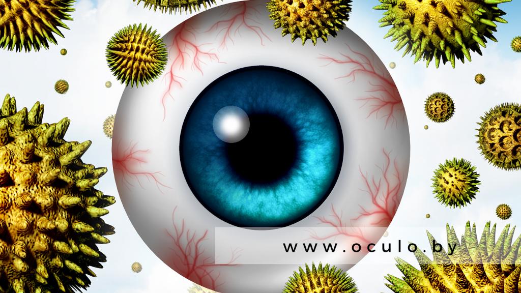 глазные аллергены